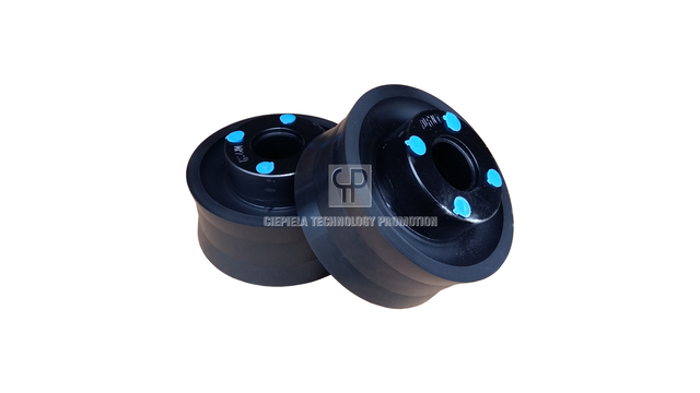 RUBBER PISTONS FOR CONCRETE, PUMP PISTONS, SERMAC PUMP PISTONS