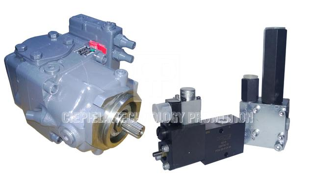 HYDRAULIC PUMPS, BOOM PUMPS, TRUCK MIXER PUMPS, REXROTH SERMAC BOOM PUMPS